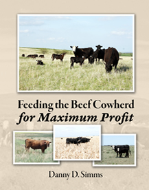 Feeding the Beef Cowherd book